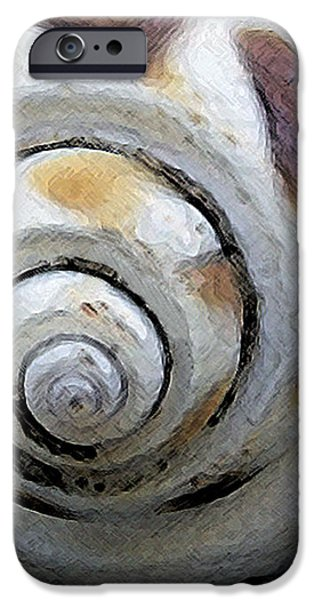 Seashells Spectacular No 2 iPhone Case by Ben and Raisa Gertsberg
