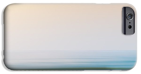 Dreamscape iPhone Cases - Seashore iPhone Case by Wim Lanclus