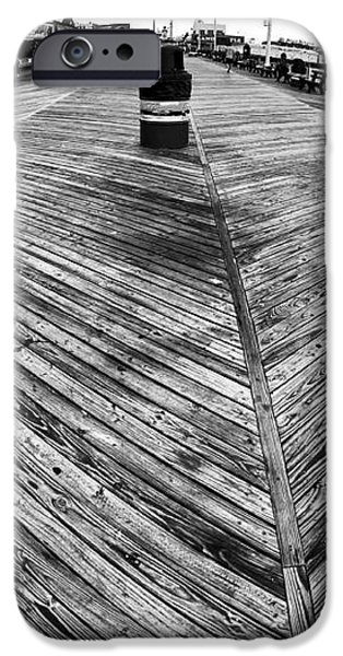Seaside Distorted iPhone Case by John Rizzuto