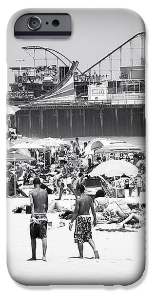 Seaside Heights iPhone Case by John Rizzuto
