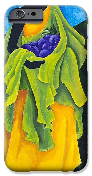 Scarves iPhone Cases - Season Cayemite iPhone Case by Patricia Brintle