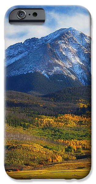 Seasons Change iPhone Case by Darren  White