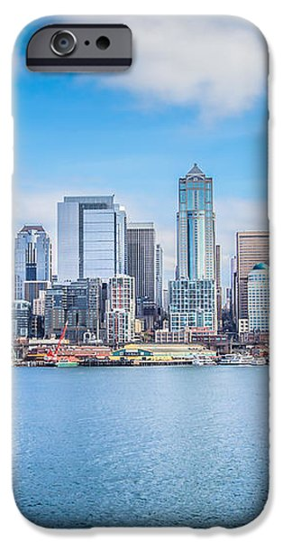 Seattle Days iPhone Case by Shelby Hall