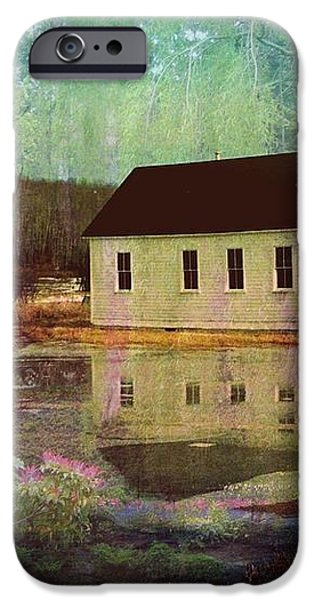 Secluded Sanctum  iPhone Case by Shirley Sirois