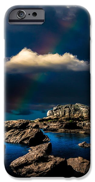 Secret Place II iPhone Case by Bob Orsillo