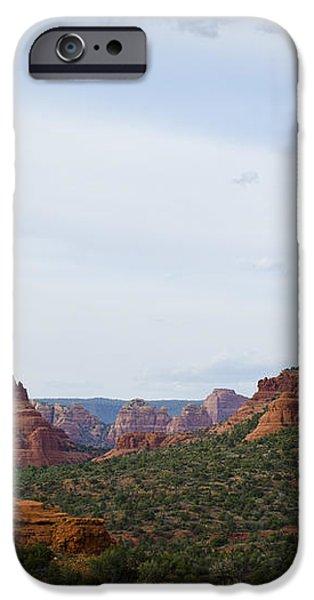 Sedona Landscape IX iPhone Case by David Gordon