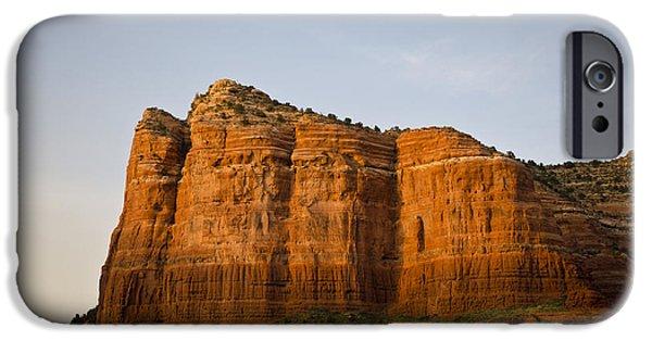 Sedona iPhone Cases - Sedona Landscape VIII iPhone Case by David Gordon
