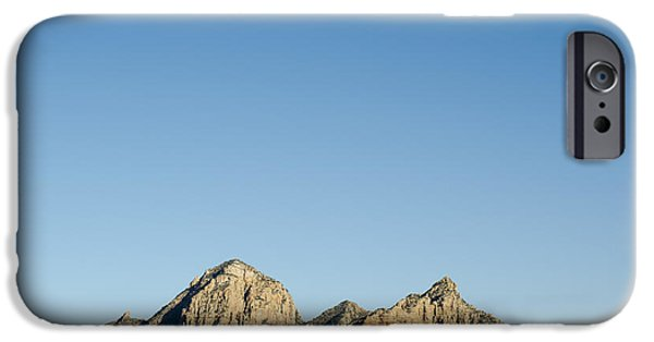 Sedona iPhone Cases - Sedona Landscape X iPhone Case by David Gordon