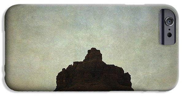 Sedona iPhone Cases - Sedona Landscape XIV iPhone Case by David Gordon