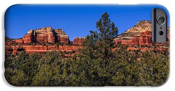 Beauty Mark iPhone Cases - Sedona Vista 31 iPhone Case by Mark Myhaver