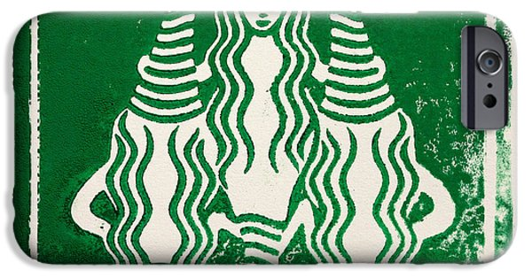 Coffee iPhone Cases - See The Whole Picture iPhone Case by Igor Kislev