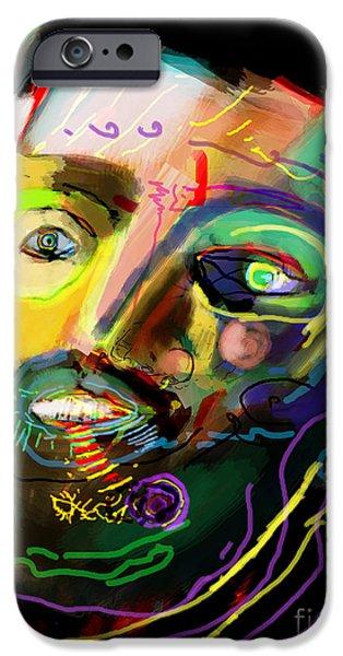 self development 11 iPhone Case by David Baruch Wolk