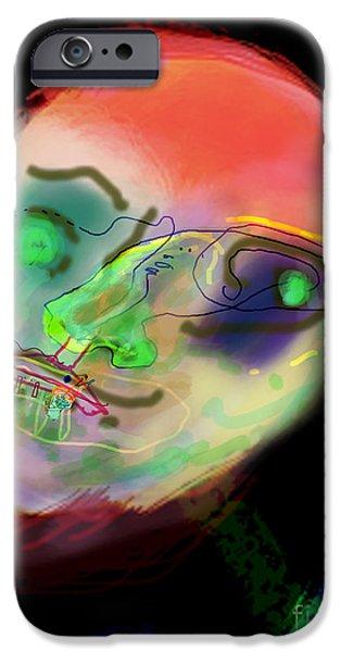 self development 2 iPhone Case by David Baruch Wolk