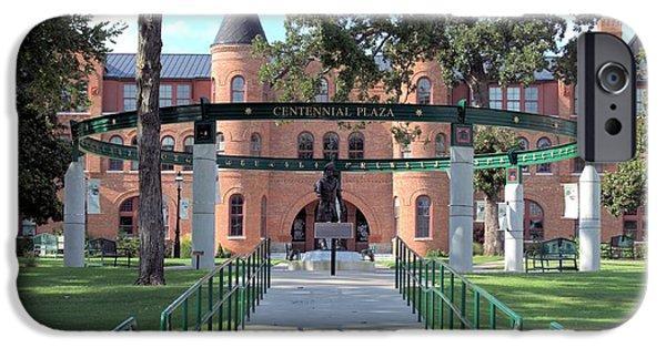 Northeastern University iPhone Cases - Seminary NSU iPhone Case by Wendy Fox