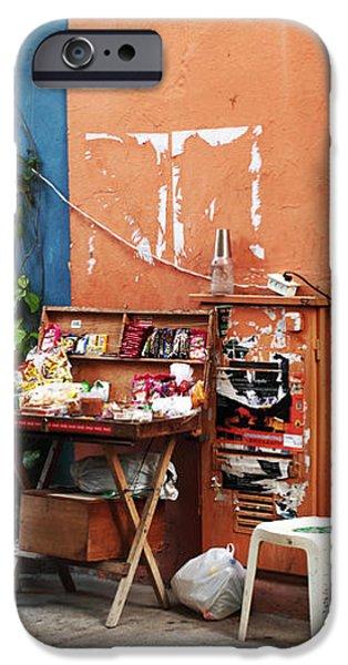 Senora de Cartagena iPhone Case by John Rizzuto
