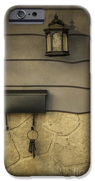 Facade iPhone Cases - Sense Of Home iPhone Case by Evelina Kremsdorf