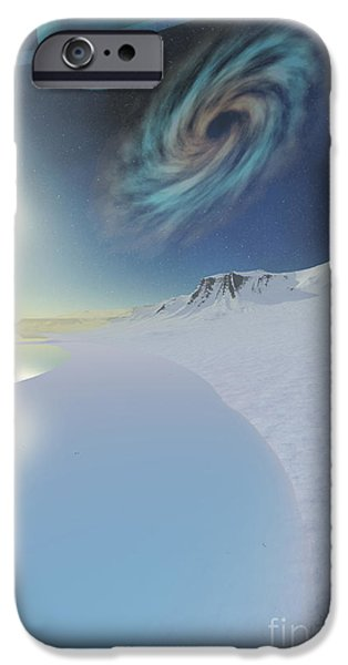 Serenity iPhone Case by Corey Ford