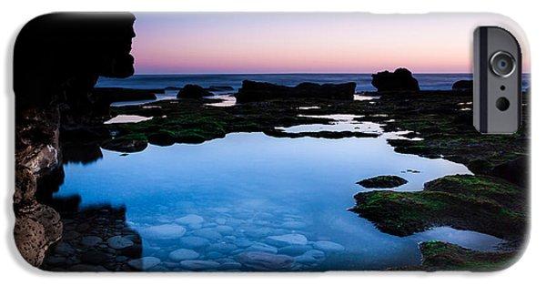 Edgar Laureano Photographs iPhone Cases - Serenity iPhone Case by Edgar Laureano