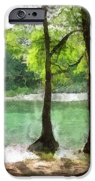 Seven Sisters iPhone Case by Wendy J St Christopher