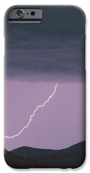 Seven Springs Lightning Strikes iPhone Case by James BO  Insogna