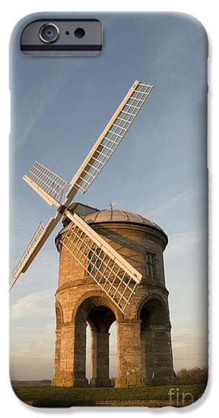 Seventeenth Century iPhone Cases - Seventeenth Century Mill iPhone Case by Anne Gilbert