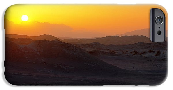 Evening iPhone Cases - Shadows iPhone Case by Chad Dutson