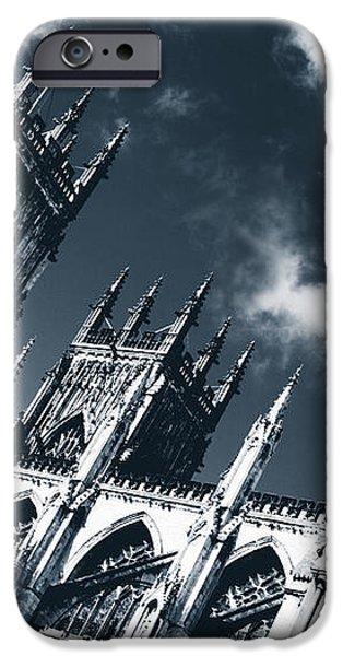 Shame To Be Atheist  iPhone Case by Stewart Scott