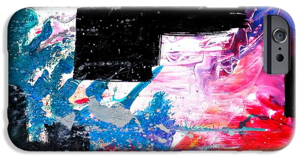 Censorship iPhone Cases - Shattering Censorship iPhone Case by Keith Conerly