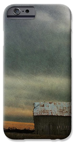 Shelter iPhone Case by Terry Rowe