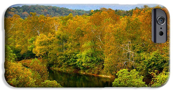 Recently Sold -  - Beauty Mark iPhone Cases - Shenandoah River iPhone Case by Mark Andrew Thomas