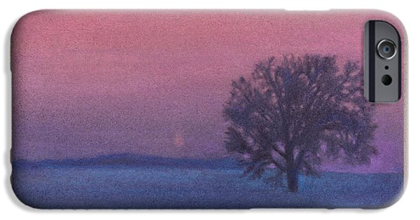 Minnesota Pastels iPhone Cases - Sherbet Sunrise iPhone Case by Michael  Weber
