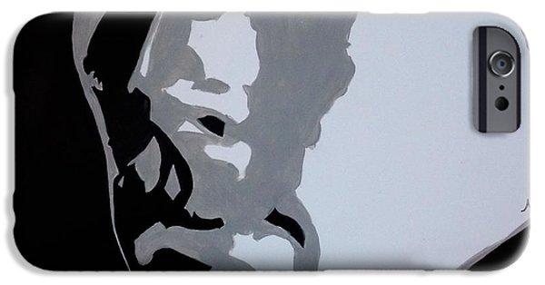 Multimedia iPhone Cases - Sherlock iPhone Case by Melanie Hamm