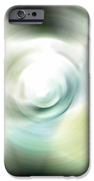 Shimmer - Energy Art By Sharon Cummings iPhone Case by Sharon Cummings