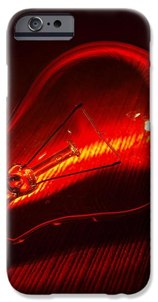 shimmer iPhone Case by Tom Druin