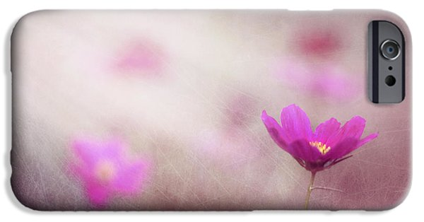Fuchsia iPhone Cases - Shine On Me iPhone Case by Amy Tyler