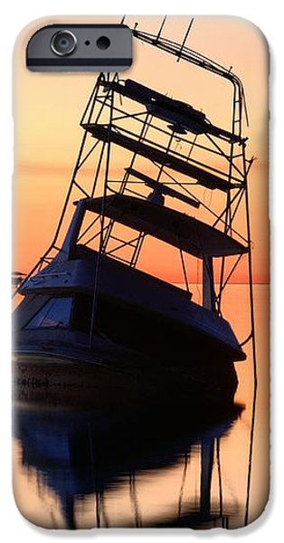 Shipwrecked in Navarre iPhone Case by JC Findley