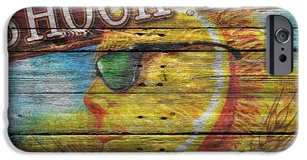 Shock iPhone Cases - Shock Top iPhone Case by Joe Hamilton