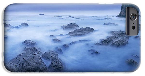Sea iPhone Cases - Shores of Neptune - CraigBill.com - Open Edition iPhone Case by Craig Bill