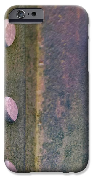 Abstract Digital Tapestries - Textiles iPhone Cases - Sideways iPhone Case by Suzi Freeman