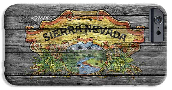 Sierras iPhone Cases - Sierra Nevada iPhone Case by Joe Hamilton