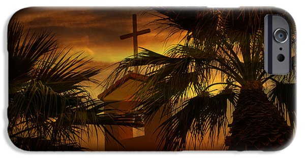 Sign iPhone Cases - SIGNS in the Heavens iPhone Case by Beverly Guilliams