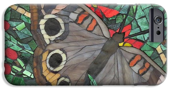 Florida Glass iPhone Cases - Silent Beauty iPhone Case by Linda Pieroth Smith