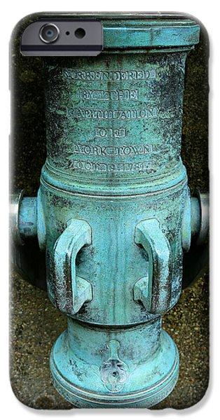 Yorktown iPhone Cases - Silent Howitzer - British Surrender at Yorktown iPhone Case by Stephen Stookey