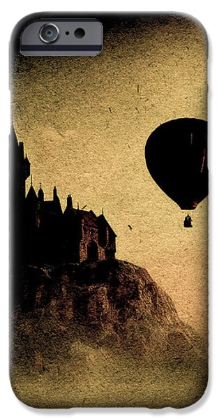 Silent Journey  iPhone Case by Bob Orsillo