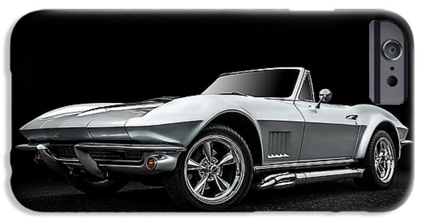Chevrolet iPhone Cases - Silversmith iPhone Case by Douglas Pittman