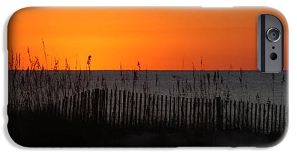 Michael iPhone Cases - Simply Orange iPhone Case by Michael Thomas