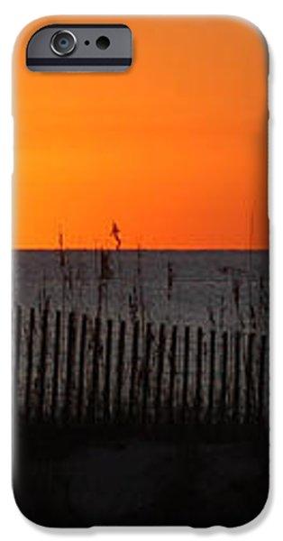 Simply Orange iPhone Case by Michael Thomas