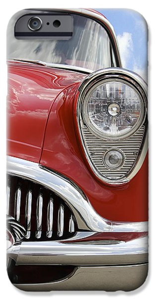 Sitting Pretty - Buick iPhone Case by Mike McGlothlen