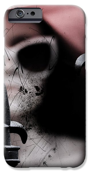 Glass Wall iPhone Cases - Six Dressed Two Nine  iPhone Case by Jerry Cordeiro