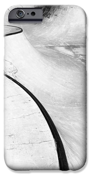 Skateboards iPhone Cases - Sk8 iPhone Case by Aaron Aldrich